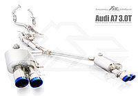 Выхлопная система Fi Exhaust на Audi A7