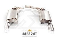 Выхлопная система Fi Exhaust на Audi A4