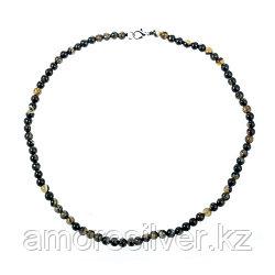 Бусы  серебро без покрытия, агат 02T-SZW5-d6-50cm размеры - 50