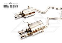 Выхлопная система Fi Exhaust на BMW E90 M3