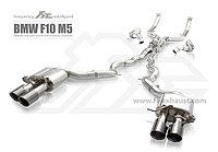 Выхлопная система Fi Exhaust на BMW F10 M5, фото 1