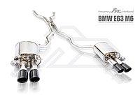 Выхлопная система Fi Exhaust на BMW E63 M6, фото 1