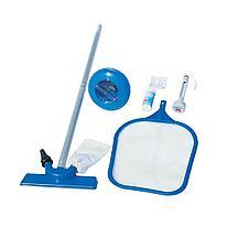Набор для ухода за бассейном Flowclear Pool Accessories Set BESTWAY 58195 Пластик/Алюминий Насадка-сачок
