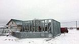 Каркасно модульный дом 61m2, фото 6