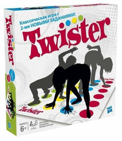 Игра для всей семьи Твистер TWISTER - фото 1
