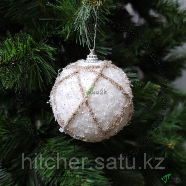 Новогоднее украшение для оформления ёлки или интерьера - 7 см