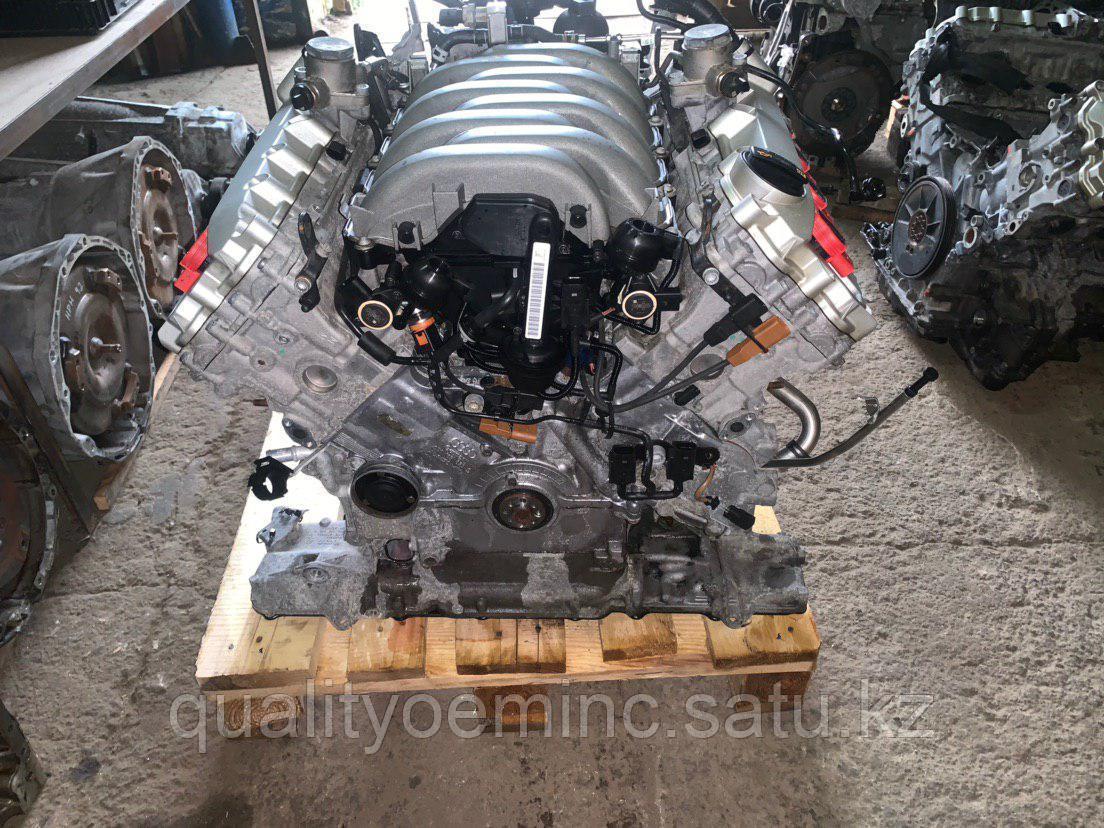 Двигатель на Audi A8 D4/4H