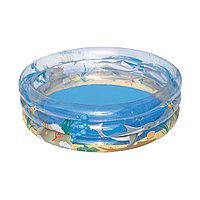 Детский надувной бассейн Tropical 170 х 53 см BESTWAY 51048