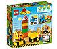 LEGO Duplo: Грузовик и гусеничный экскаватор 10812, фото 2