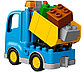 LEGO Duplo: Грузовик и гусеничный экскаватор 10812, фото 4