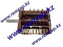 Переключатель духовки электроплиты с регулировкой температуры (5+0) EGO 46.23866.500, Kaiser, Hansa, Beko,