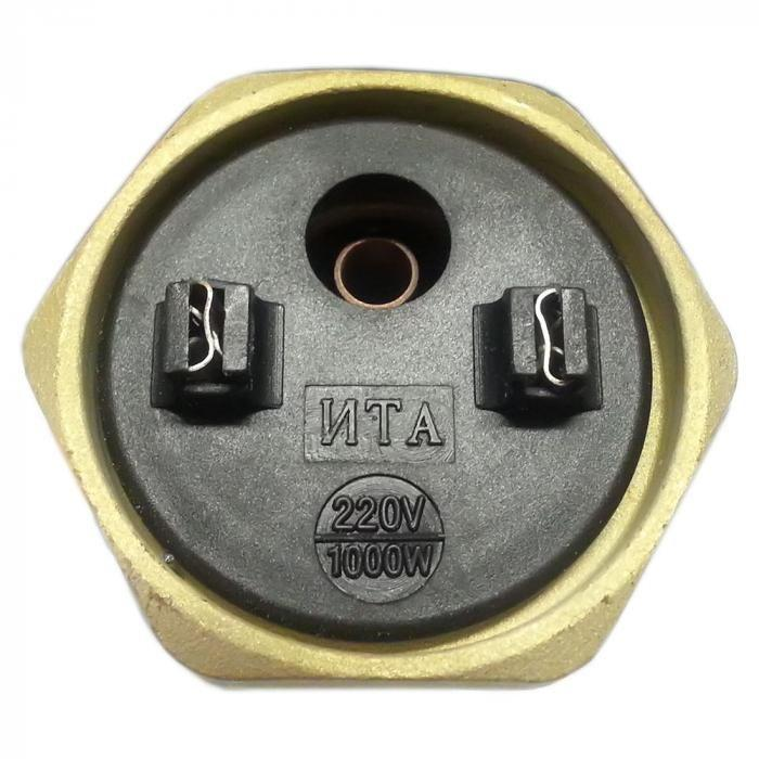 "ТЭН радиаторный ИТА RDT G1 1/4"" 1000 Вт 24066, резьба трубная 32 мм - фото 2"
