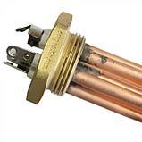 """Нагреватель для котлового отопления 4500 Вт длина 315 мм, трубная резьба G1 1/4"""" (42 мм) 68145, фото 2"""
