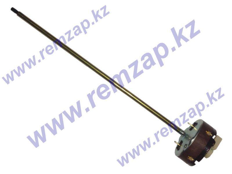Термостат стержневой с термозащитой RTS 3-R 300/72/90/16A, с флажком 181336 / 691217 / 181345 / 066464
