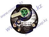 Термостат стержневой с термозащитой RTS 3-R 300/72/90/16A, с флажком 181336 / 691217 / 181345 / 066464, фото 2