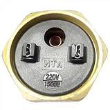 "ТЭН радиаторный ИТА RDT G1 1/4"" 1500 Вт 24068, резьба  трубная 32 мм, фото 2"