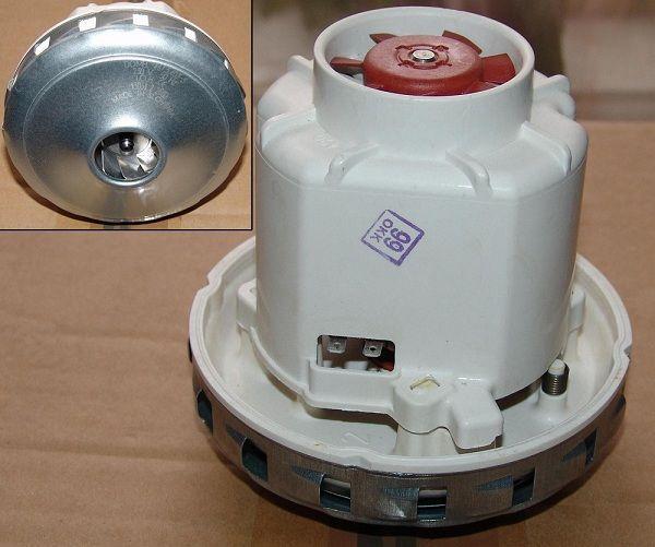 Двигатель для пылесоса 1350W  THOMAS, ZELMER  DOMEL, 11ME77, 54AS016