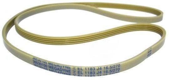 Ремень для стиральной машины Rolsen,Siltal,Beko, размер 1183 J4 код:UWN553