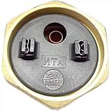 "ТЭН радиаторный ИТА RDT G1 1/4"" 2500 Вт 24070, резьба  трубная 32 мм, фото 2"