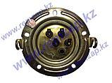 Нагревательный элемент ТЭН 2500W/230V (1500W+1000W) под анод М5 65151746, фото 2