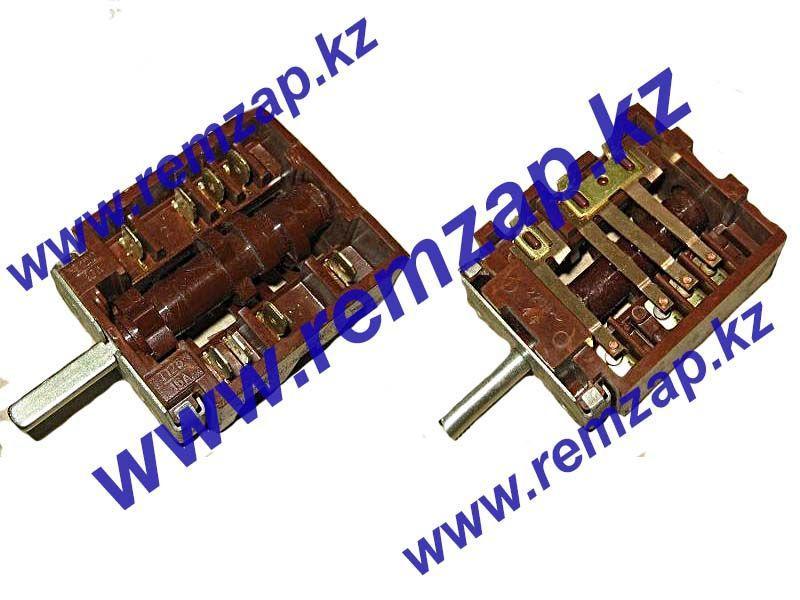 Переключатель духовки ПМ27-2359, 5 поз., код: ПМ272359