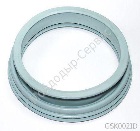 Резина дверцы, манжета для стиральной машины MERLONI (ориг.код. -110330)  60040400