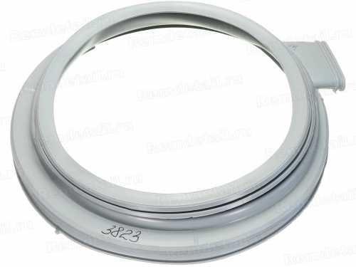 Резина дверцы, манжета для стиральной машины MERLONI (ориг.код. -050566) 55PH181