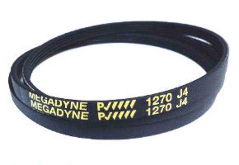 Ремень для стиральной машины Samsung, Indesit, Ariston размер 1270 J4, черный