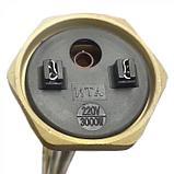 "ТЭН радиаторный ИТА RDT G1 1/4"" 3000 Вт 24071, резьба  трубная 32 мм, фото 2"