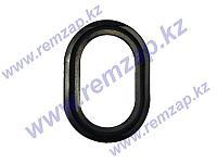 Прокладка резиновая, овальная, фланцевая с бортиком 570340