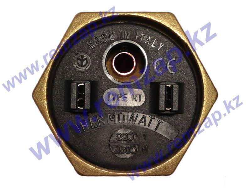 Нагревательный элемент ТЭН RCT TW3 2500W/220V резьба G1 1/4 без места под анод 182248 - фото 2