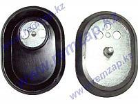 Фланец овальный (автоклавный) с прокладкой для RCA 993012 / 65103691