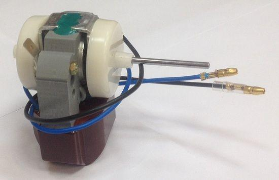 Вентилятор холодильника Indesit, Ariston  с системой No Frost код: C00851102