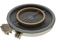 Конфорка EIKA (стеклокерамика), D=230mm, 2200/750W, с расширенной зоной 481231018895