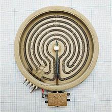 Конфорка пирокерамическая для стеклокерамических плит и поверхностей диаметр: 230мм Мощность: 2100w 230v