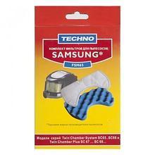Фильтр, комплект для пылесоса Samsung 84FL09, FSM65