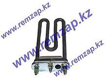 ТЭН для стиральной машины Ariston 1800 Вт, гнутый с отверстием под датчик код: C00081837