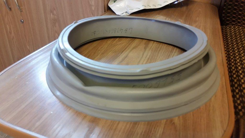 Резина, манжета люка для стиральной машины LG код:  4986ER1003A, 4986EN1003B, 4986ER1005A