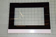 Внешнее Стекло двери духовки External glass panel sub-unit.462/430