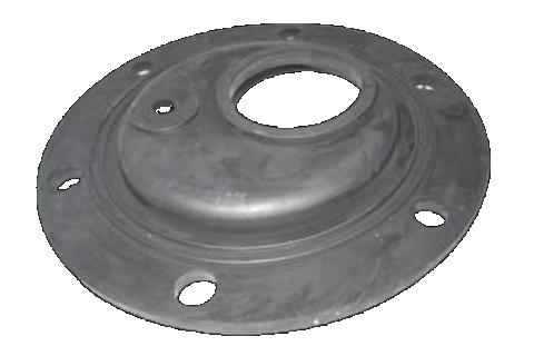Уплотнительная прокладка под 6 болтов со смещением под фланец код: м66480