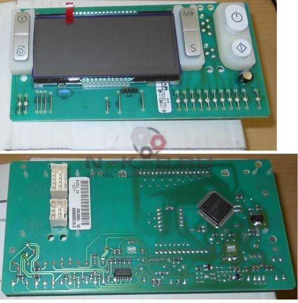 Дисплей для стиральной машины Индезит код: C00091889