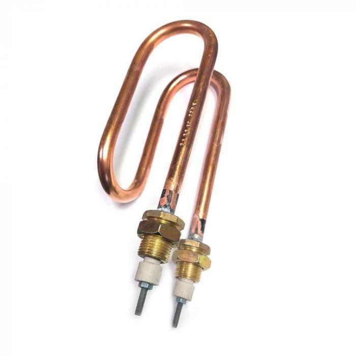 Нагревательный элемент для дистиллятора 2,5 кВт 160 мм 10.225