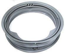 Резина, манжета люка для стиральной машины  LG 2 соска в/з MDS62910602 /MDS60116801 / MDS61952202 замена на