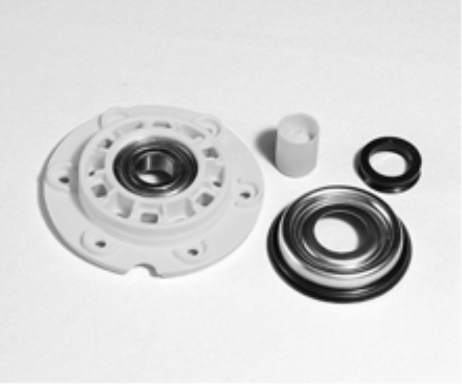 Суппорт для вертикальной стиральной машины EBI 720 Cуппорт в сборе  Electrolux Zanussi 4071424214 4055168324