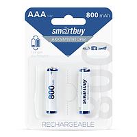 Аккумулятор NiMh Smartbuy AAA 800 mAh