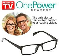 Очки для чтения универсальные One Power Readers {+0.5...+2.5}