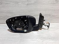 963024EH8B Зеркало левое для Nissan Qashqai J11E 2014- Б/У