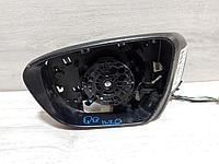 96302HV56B Зеркало левое для Nissan Qashqai J11E 2014- Б/У