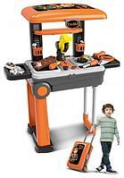 Детский игровой набор для мальчиков DELUXE Tool Set модель NO. 008-962A