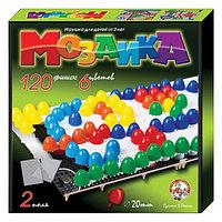 Детская игра мозаика модель 120 фишек Art:M120